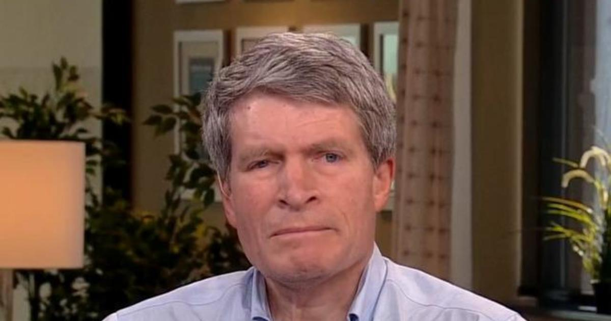 Cbsn Fusion Trump Critic Richard Painter On Possible Senate Run Thumbnail If Do Campaign Im Going To It My Way