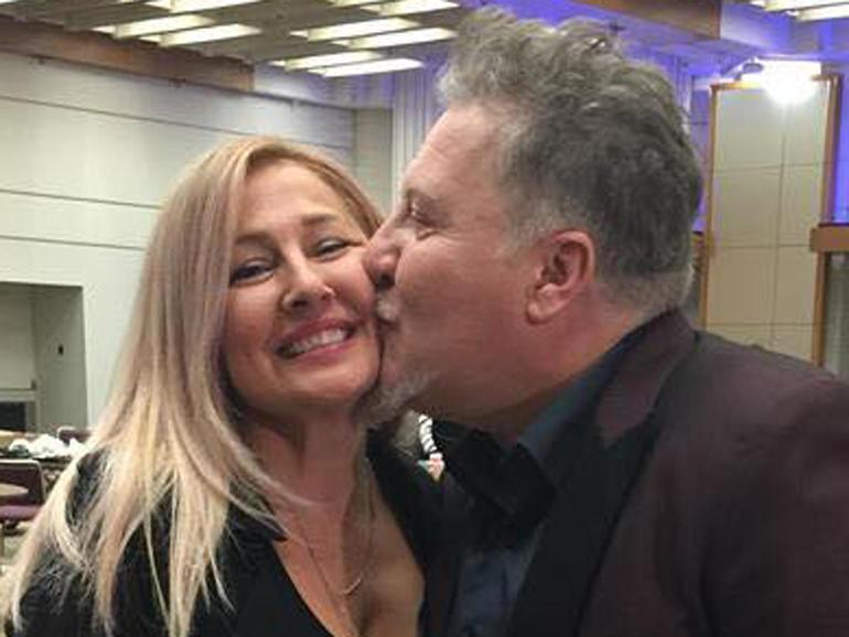 Mirella Rota and Fabio Sementilli