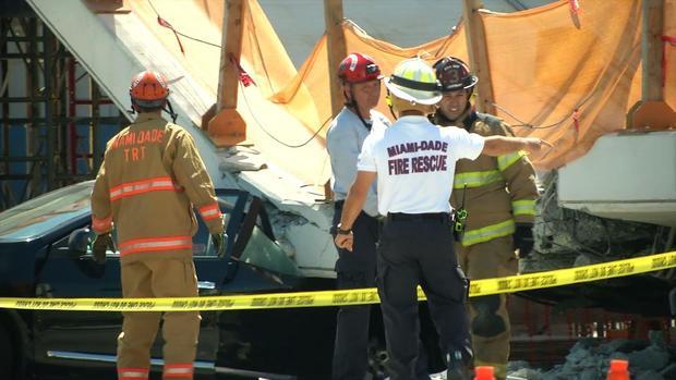 Deadly bridge collapse at Florida International University