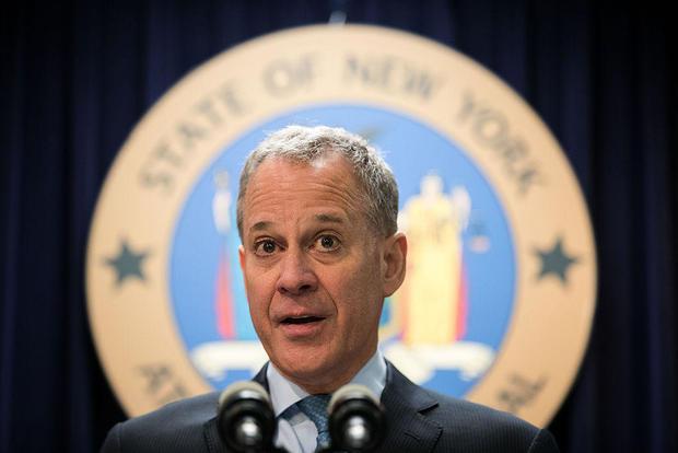 "New York Attorney General Eric Schneiderman Announces Results Of ""Operation Child Tracker"" Investigation"