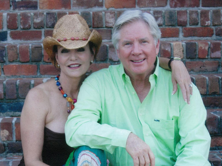 Diane and Tex McIver