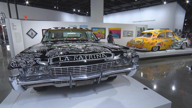 LOWRIDER-汽车表现出最高的艺术的骑 - 低 -  620.jpg