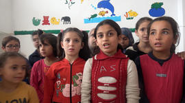 Finding – and helping – Syria's orphans of war