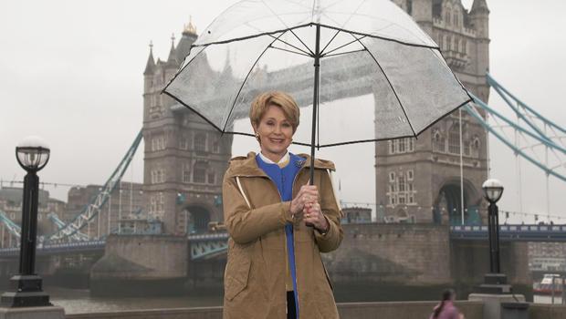 周日早上,在伦敦简 - 波利和塔桥 -  620.jpg