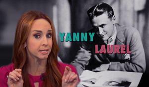 Faith Salie on the great Laurel vs. Yanny debate