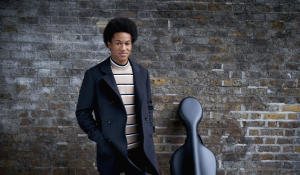 Young cellist becomes breakout star of royal wedding
