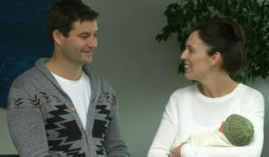 New Zealand Prime Minister announces new baby's name