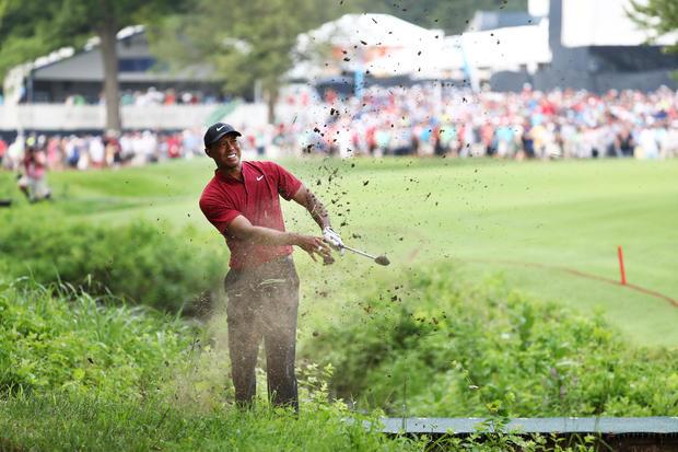 老虎伍兹 -  PGA锦标赛 - 决赛