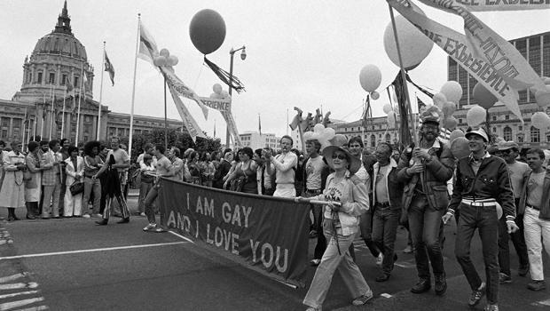 同性恋的骄傲