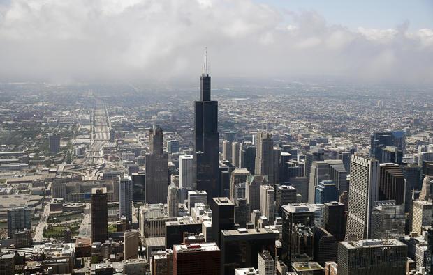 美国架构CITYSCAPE芝加哥