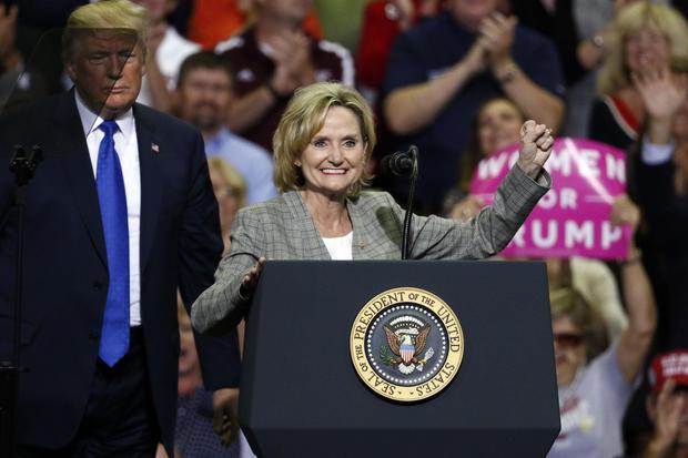 选举2018年参议院密西西比州