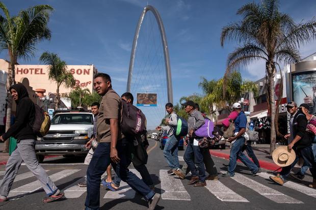 墨西哥洪都拉斯美迁移