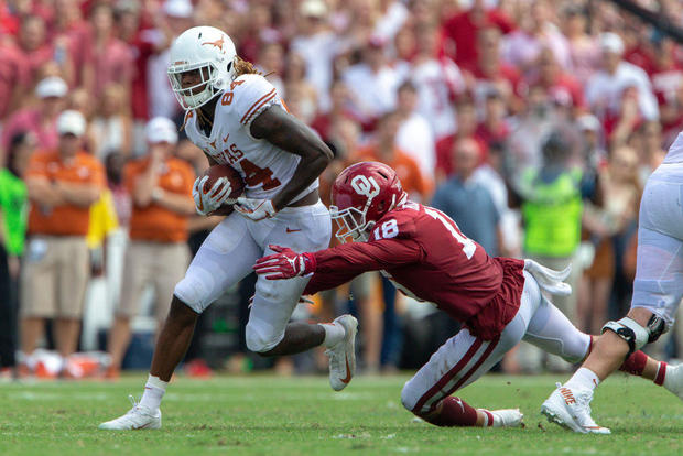 大学橄榄球:OCT 06 Red River Showdown  -  Texas v Oklahoma