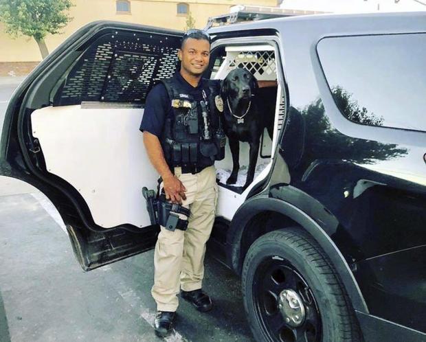 警察杀死了加利福尼亚州