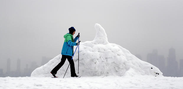 西雅图,华盛顿 - 冬天天气