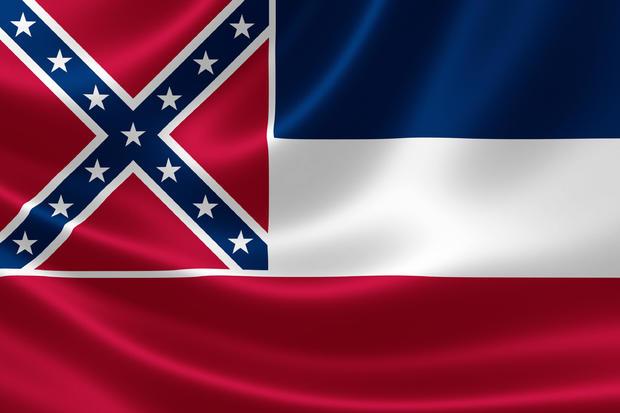 密西西比州州旗