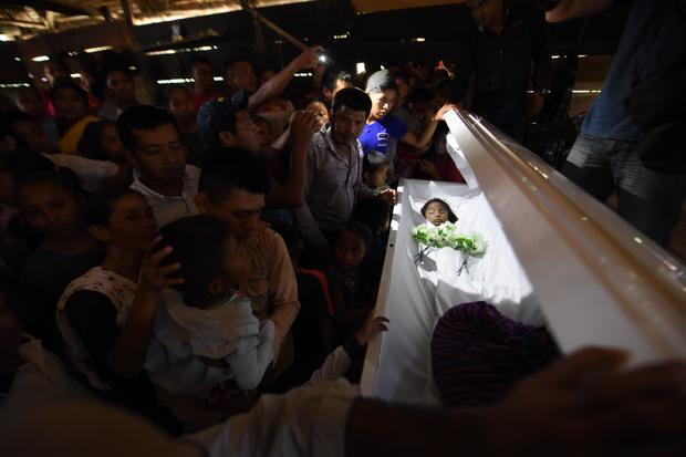 危地马拉美迁移-GIRL死亡