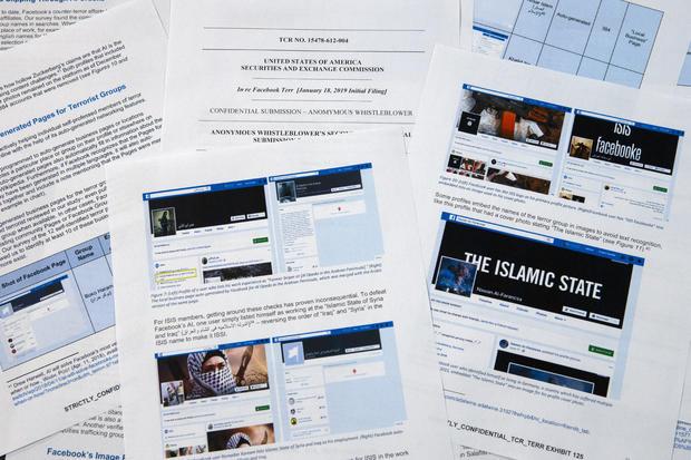Facebook庆祝恐怖主义