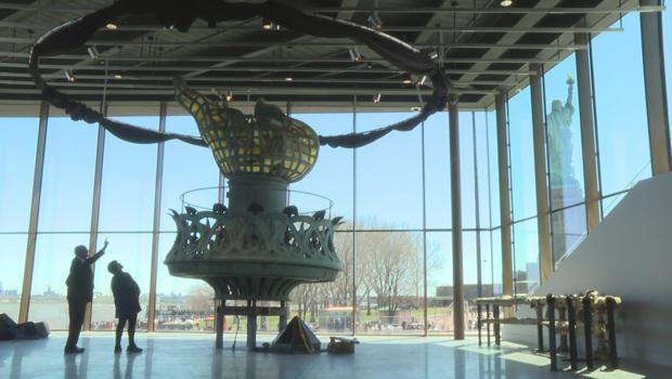 原来,火炬雕像的 - 自由博物馆 -  620.jpg