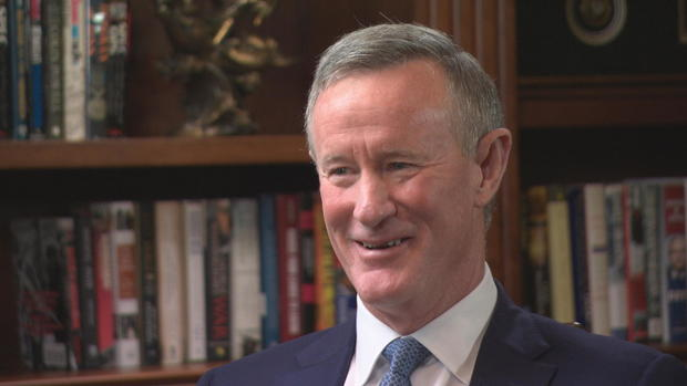 海军上将William H. McRaven