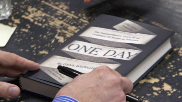 One Day book signing