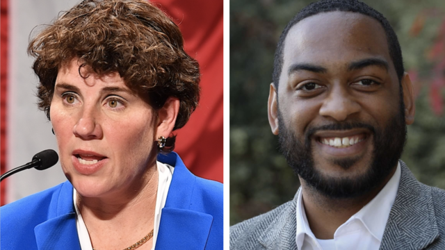Amy McGrath / Charles Booker