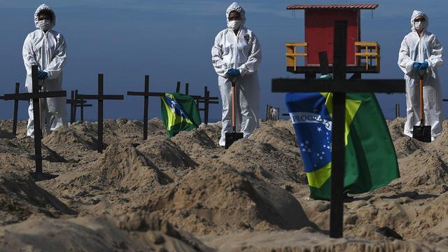 TOPSHOT-BRAZIL-HEALTH-VIRUS-PROTEST