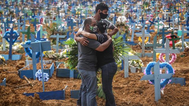 Coronavirus Pandemic Overwhelms Brazilian City Of Manaus
