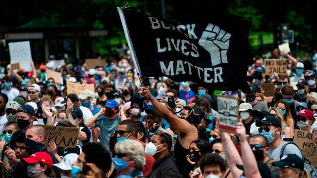 DC PROTEST BLACK LIVES MATTER
