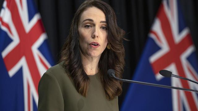 Virus Outbreak New-Zealand Election