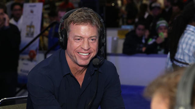 SiriusXM at Super Bowl 50 Radio Row - Day 1
