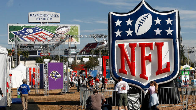 NFL Experience Opening Day