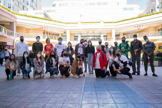 Compassion In Oakland