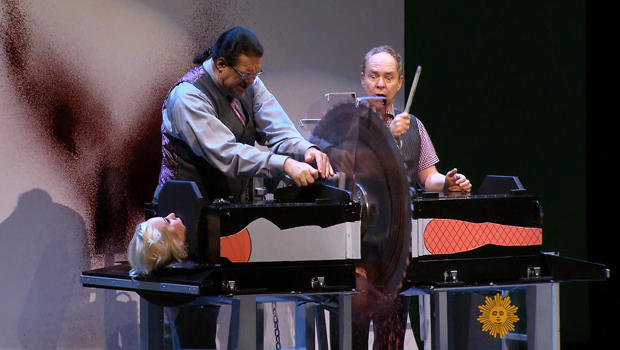 Why Penn & Teller need each other - Page 2 - CBS News