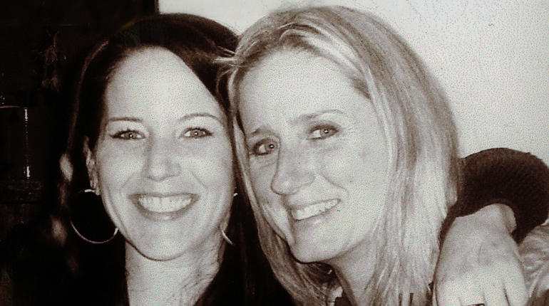 Michelle Warner and her mother, Donna Malone