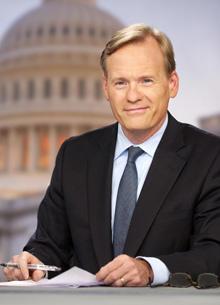 """John Dickerson. Anchor, """"Face the Nation""""; Political Director, CBS News"""