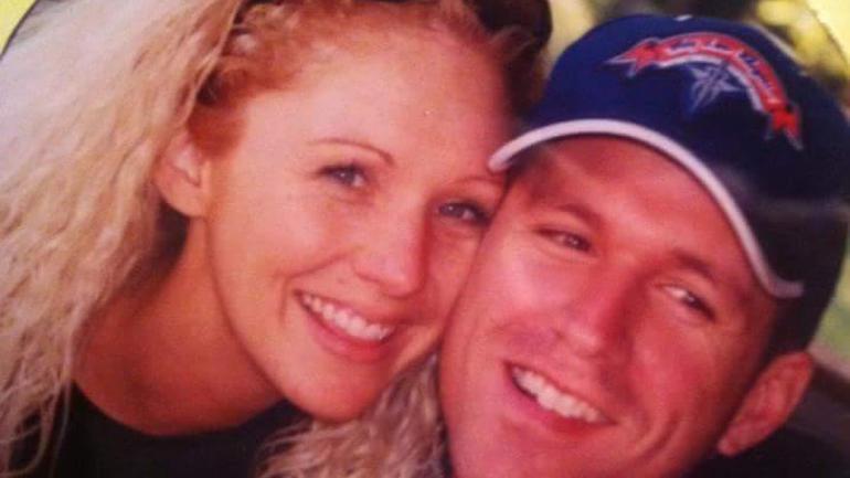 Melissa and Scott Ponder