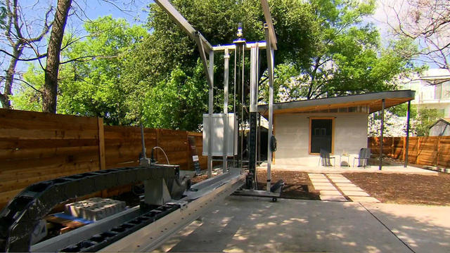 3 d printers could revolutionize home constru - 3 D Home