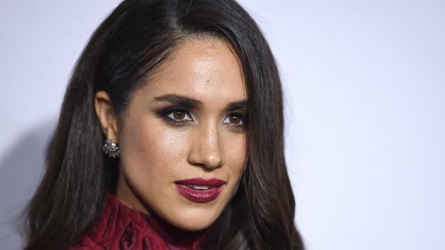... 2018 One-on-one with Meghan Markle