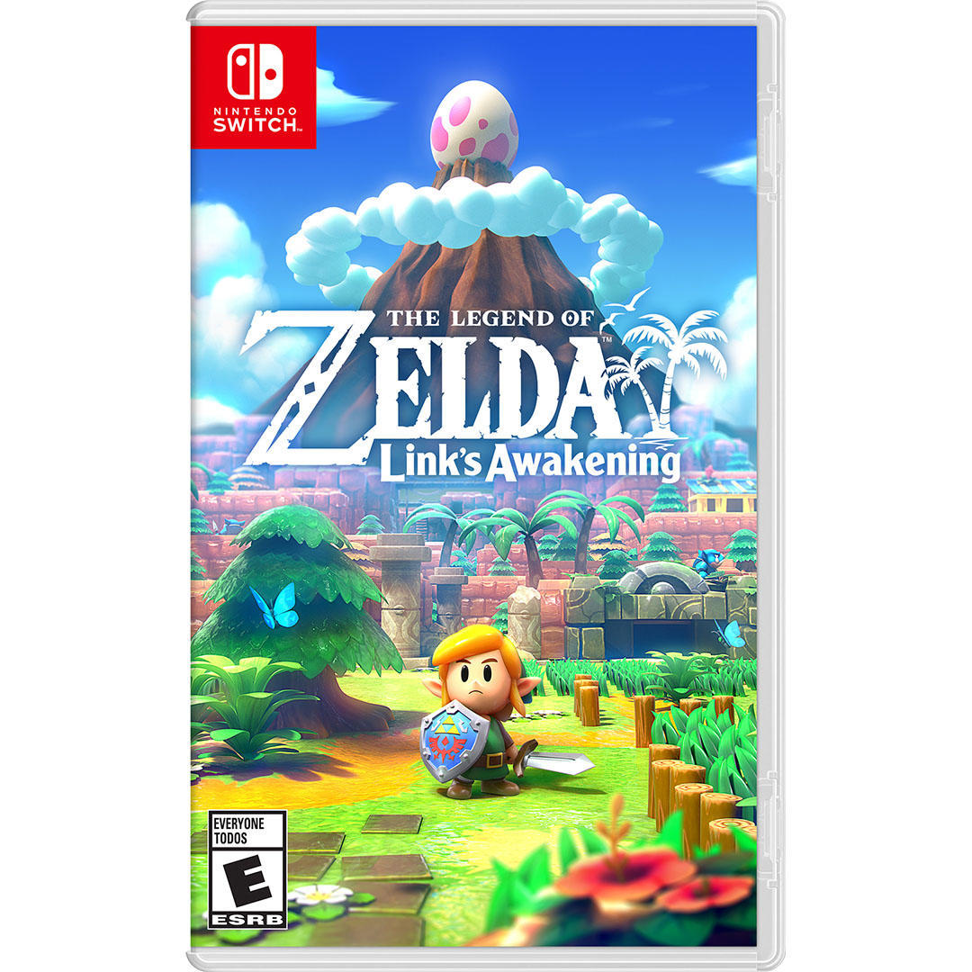 The Legend of Zelda: Link's Awakening, Nintendo, Nintendo Switch
