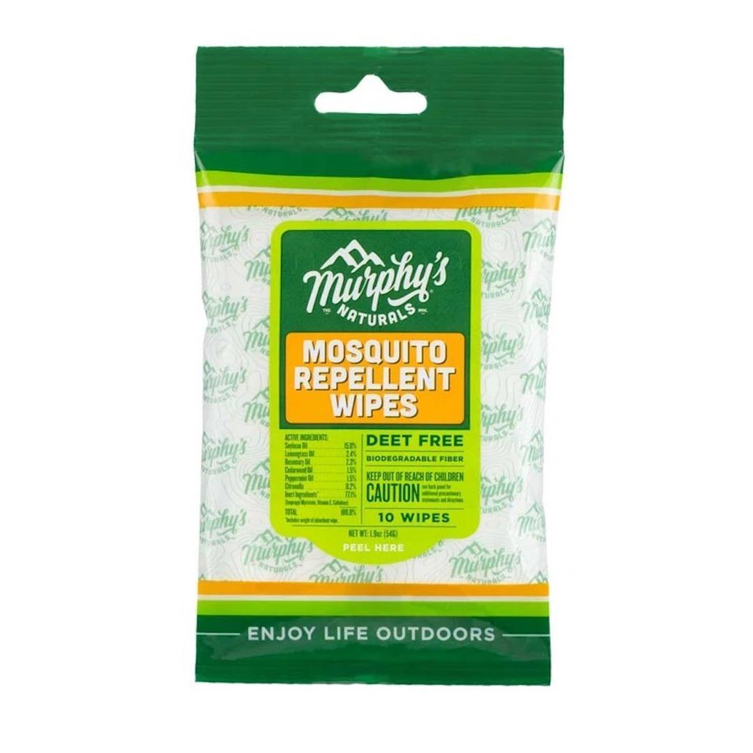 Murphy's Naturals Mosquito Repellent Wipes