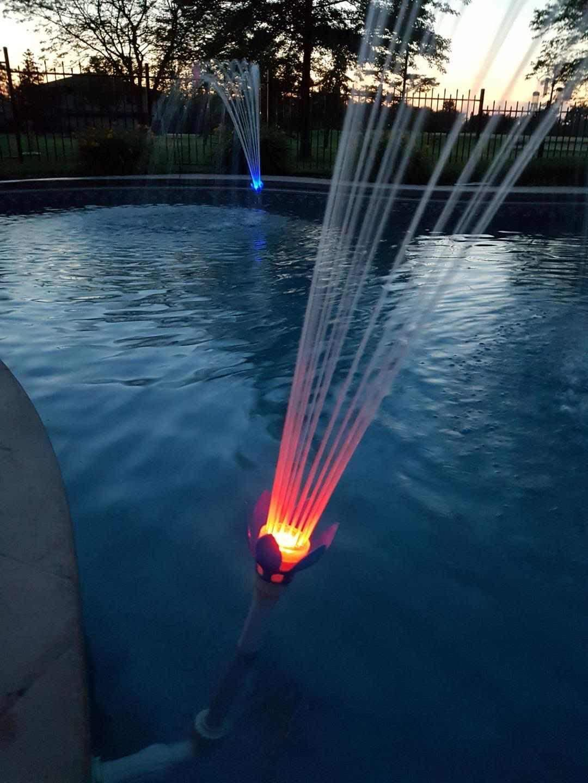 magic pool fountain