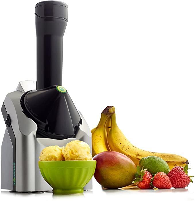 fruit soft serve machine