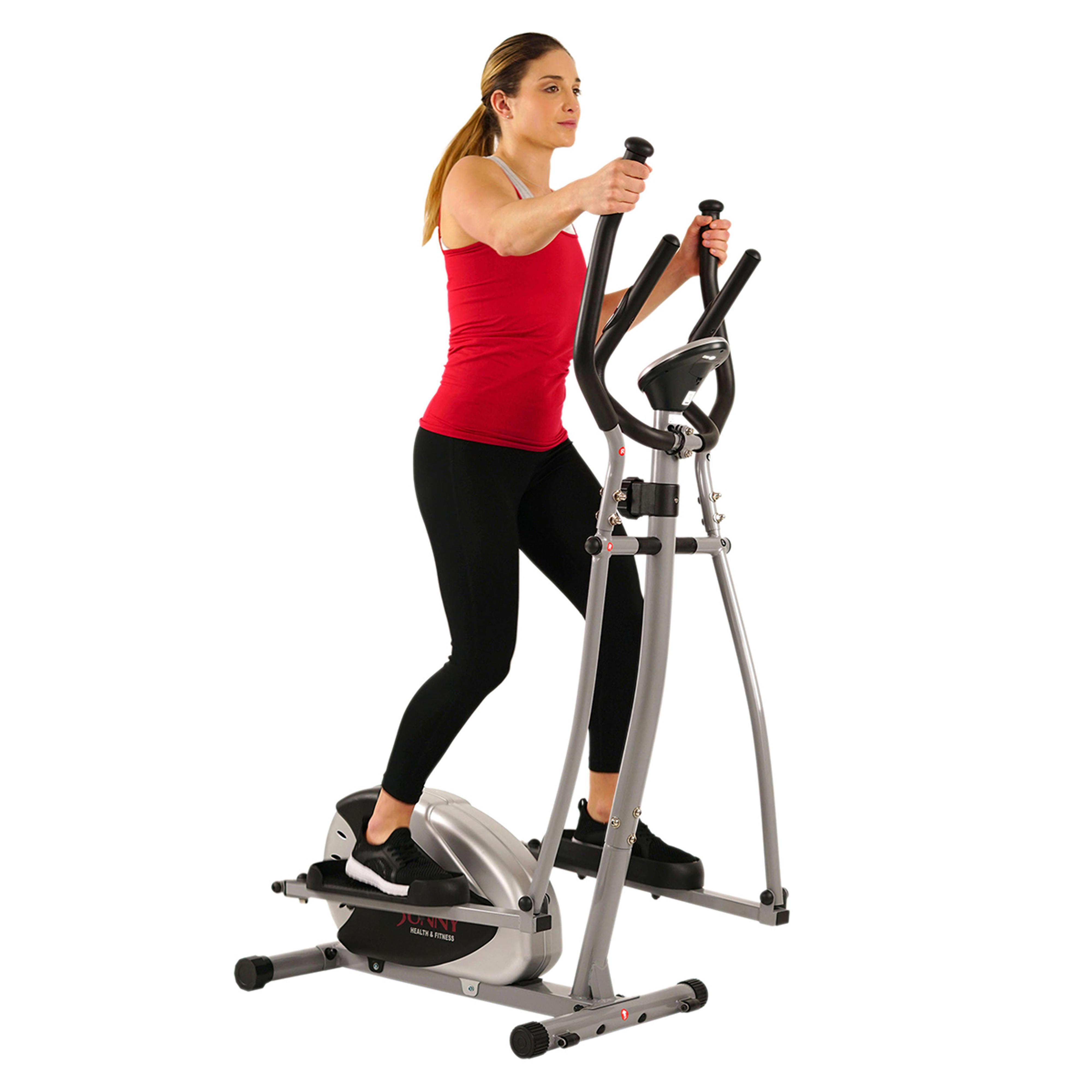 Sunny Health & Fitness SF-E905 Magnetic Elliptical