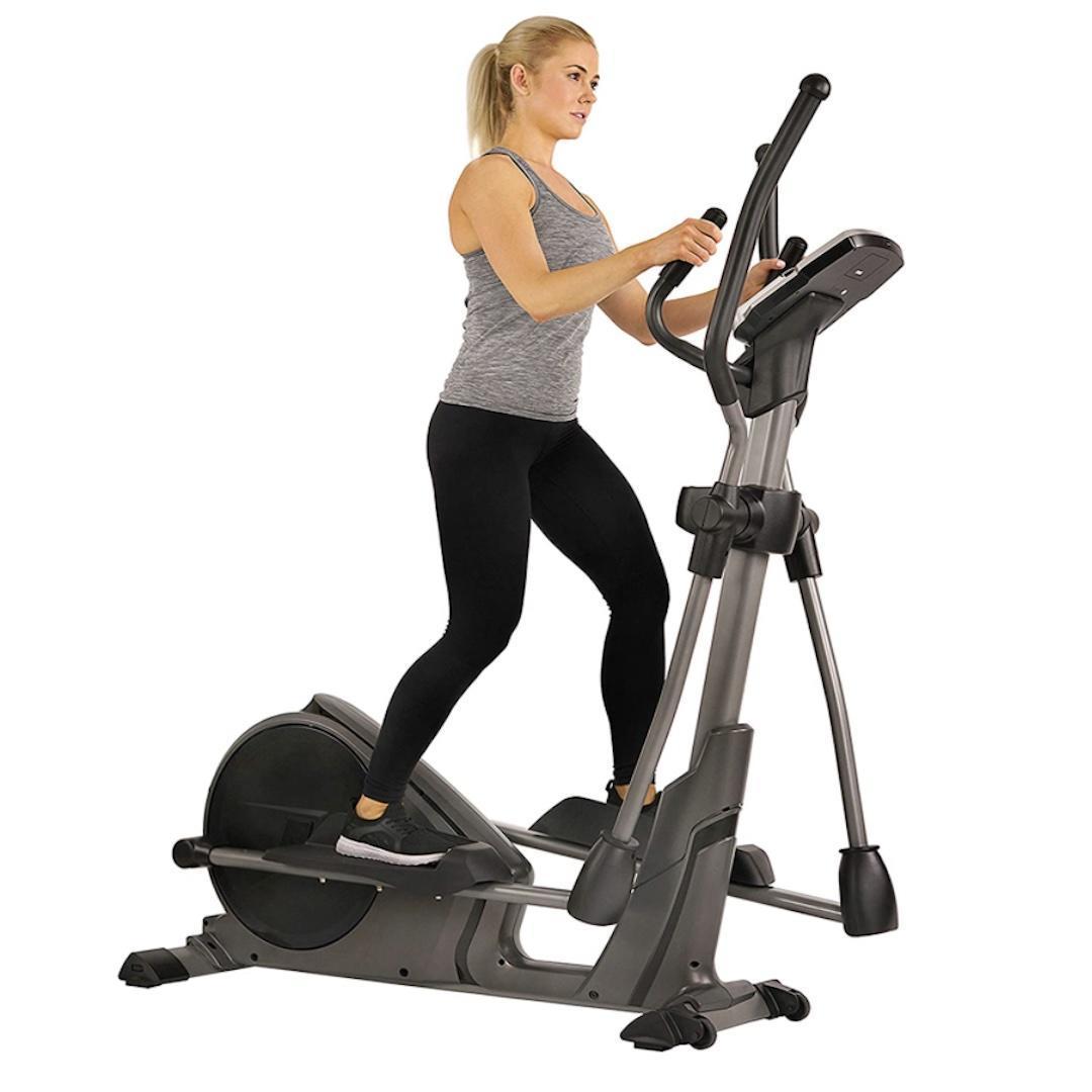 Sunny Health & Fitness Advanced Programmed Elliptical
