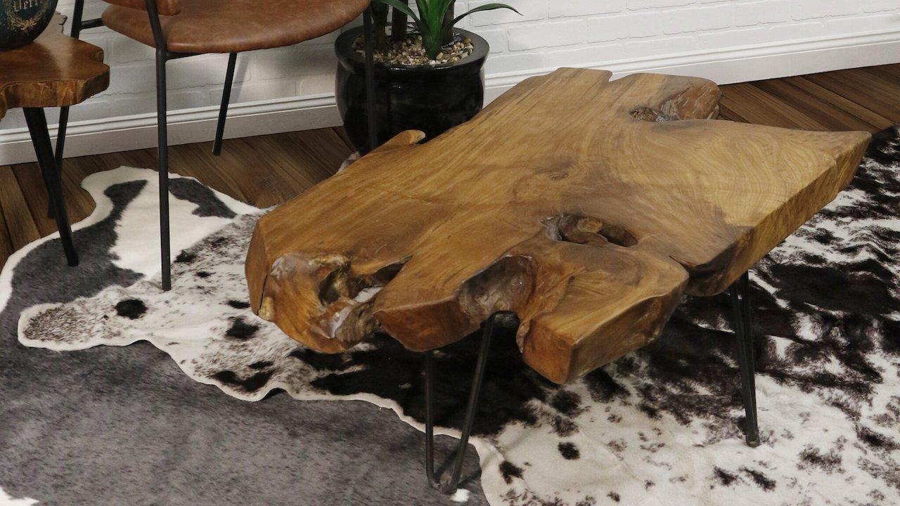Dartmouth 3 Leg Coffee Table