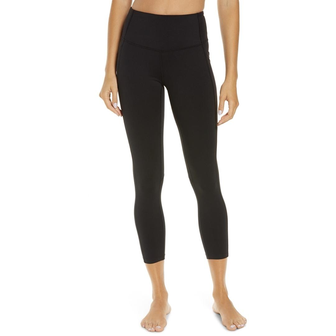Zella Live-In high waist pocket 7/8 leggings