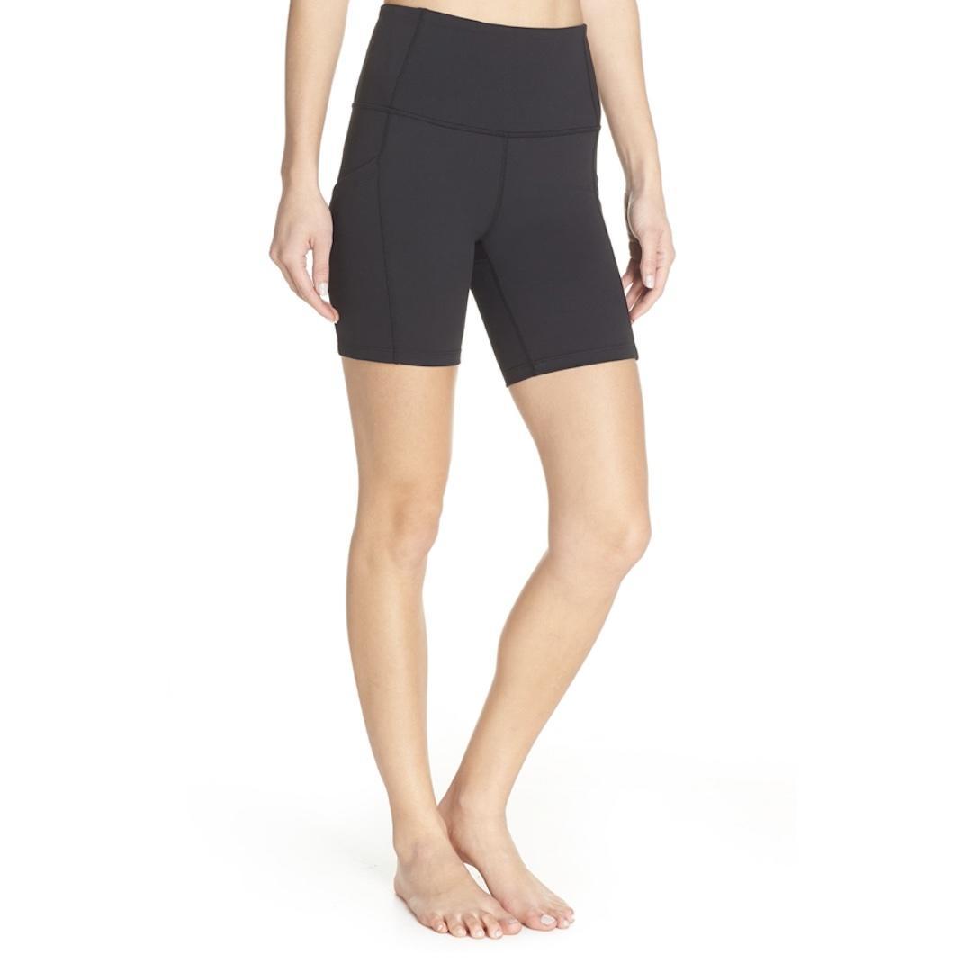 Zella Live-In high waist pocket bike shorts
