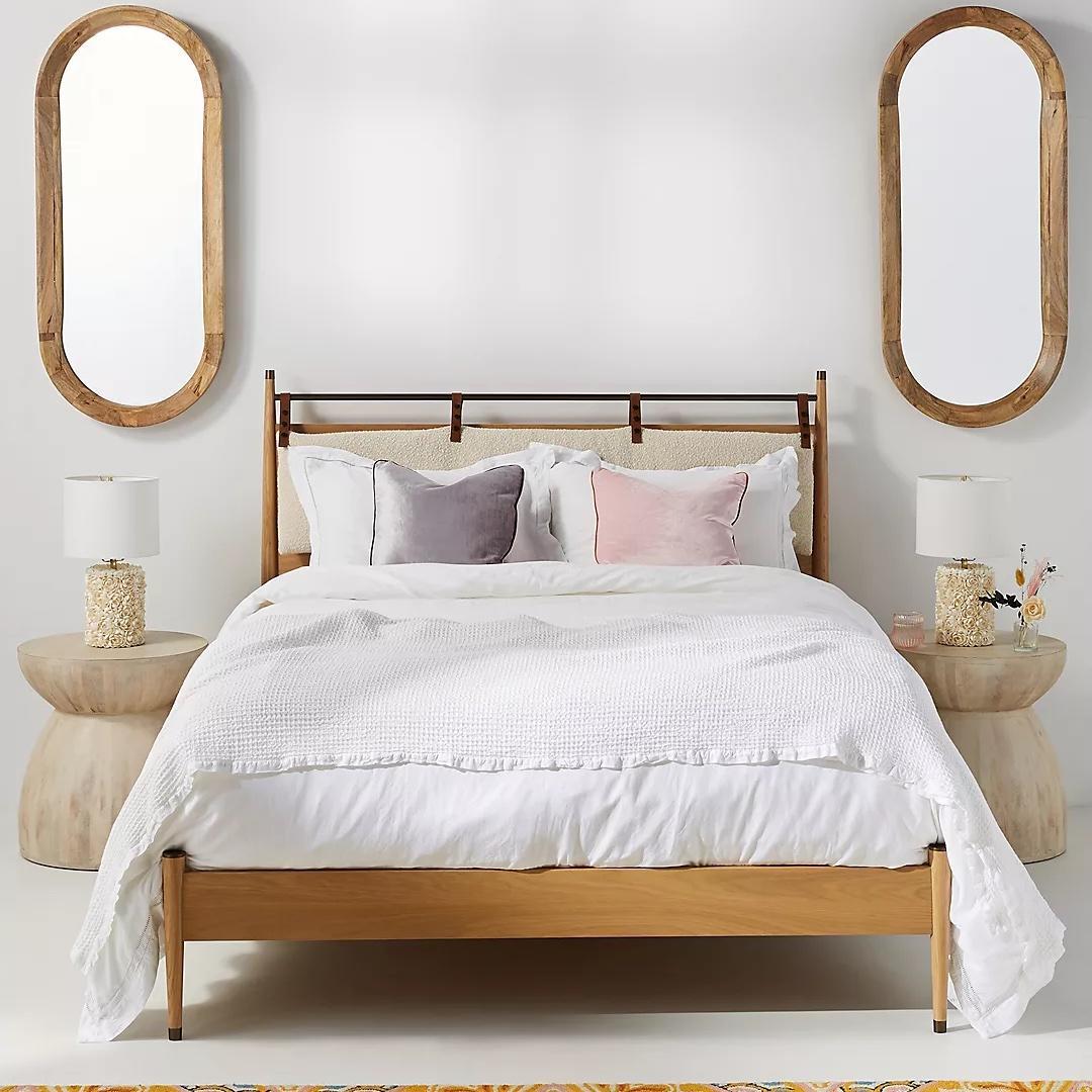 Anthropologie Hemming Bed