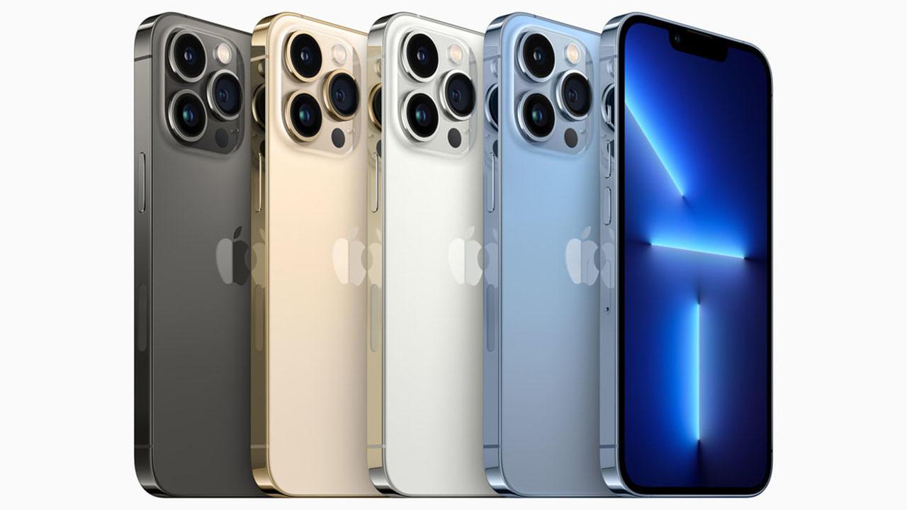 iPhone 13 Pro Max range